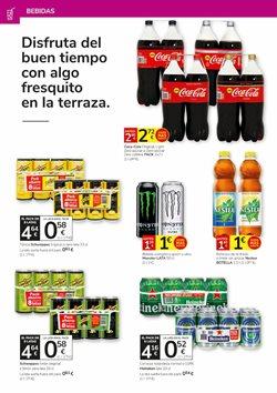 Ofertas de Cerveza  en el folleto de Consum en El Ejido