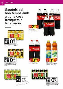 Ofertas de Schweppes  en el folleto de Consum en Barcelona