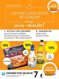 Ofertas de Hiper-Supermercados  en el folleto de Consum en Sant Cugat del Vallès