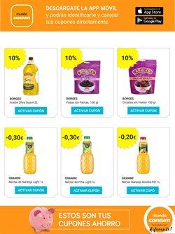 Ofertas de Peras  en el folleto de Consum en Murcia