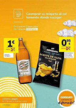 Ofertas de Consum  en el folleto de Roquetas de Mar