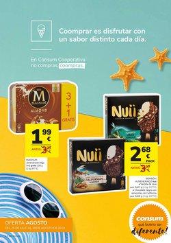 Ofertas de Consum  en el folleto de Benidorm