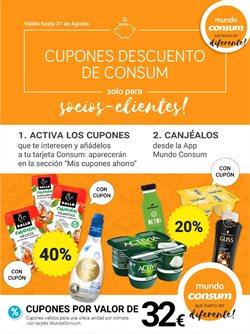 Ofertas de Consum  en el folleto de Xàtiva