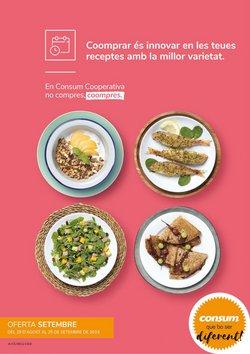 Ofertas de Consum  en el folleto de Paterna