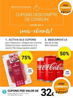 Ofertas de Hiper-Supermercados  en el folleto de Consum en Blanes