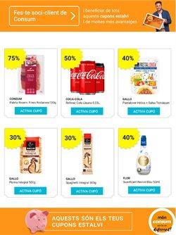 Ofertas de Consum  en el folleto de Sant Cugat del Vallès