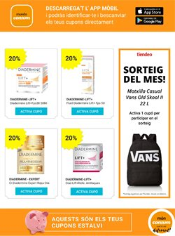 Ofertas de Consum  en el folleto de Esplugues de Llobregat