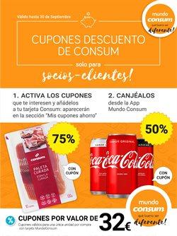 Ofertas de Hiper-Supermercados  en el folleto de Consum en Premià de Mar