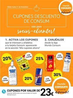 Ofertas de Hiper-Supermercados  en el folleto de Consum en Albacete