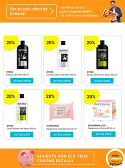 Ofertas de Consum  en el folleto de Rubí