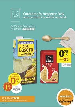 Ofertas de Consum  en el folleto de Alcoi