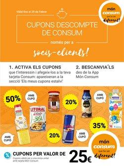Catálogo Consum en Blanes ( 6 días más )