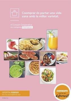 Catálogo Consum en Blanes ( 3 días más )