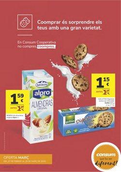 Catálogo Consum en Paiporta ( 2 días publicado )
