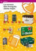 Ofertas de Cerveza sin alcohol en Consum