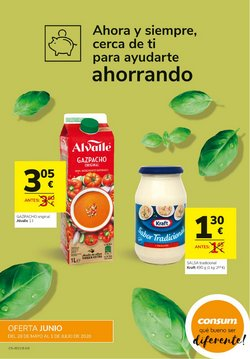 Catálogo Consum en Alicante ( 29 días más )