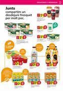 Ofertas de Horchata en Consum