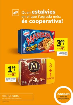 Catálogo Consum en San Vicente del Raspeig ( 2 días publicado )