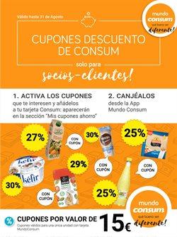 Catálogo Consum en Alicante ( 2 días publicado )