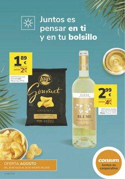 Catálogo Consum en Alicante ( 23 días más )