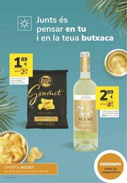 Catálogo Consum en Xàtiva ( 23 días más )