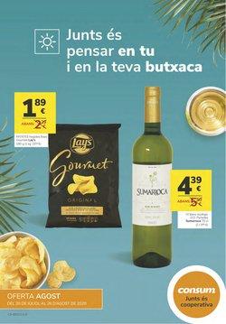 Catálogo Consum en Terrassa ( 15 días más )