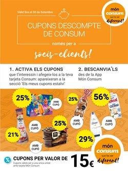 Ofertas de Hiper-Supermercados en el catálogo de Consum en Martorell ( 6 días más )