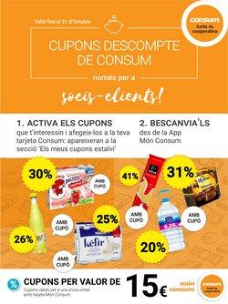Catálogo Consum en Reus ( 11 días más )