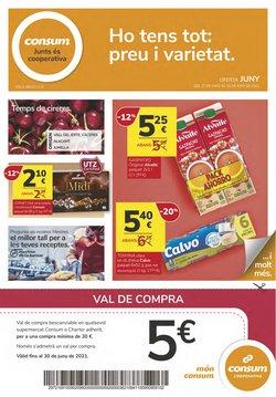 Catálogo Consum ( 7 días más)