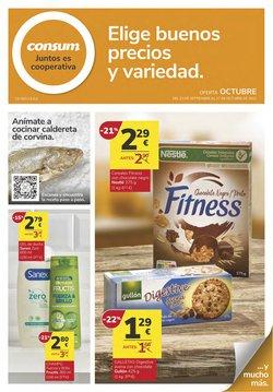 Ofertas de Consum en el catálogo de Consum ( 6 días más)