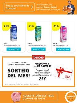 Ofertas de Lindt en el catálogo de Consum ( 17 días más)