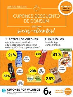 Ofertas de Consum en el catálogo de Consum ( 12 días más)