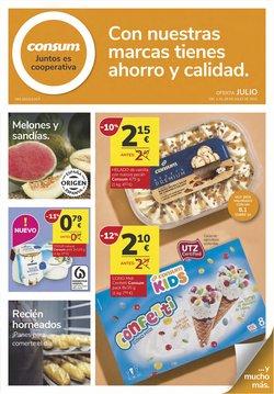 Ofertas de Consum en el catálogo de Consum ( 2 días más)