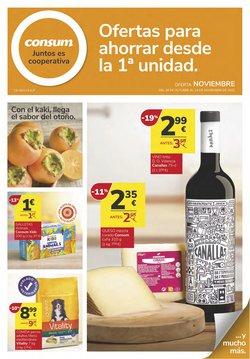 Catálogo Consum ( Publicado hoy)