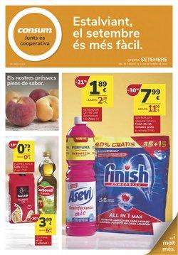 Ofertas de Consum en el catálogo de Consum ( 5 días más)