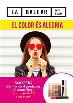 Ofertas de La Balear  en el folleto de Barcelona