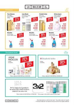 Ofertas de Perfumerías y belleza  en el folleto de La Balear en L'Hospitalet de Llobregat