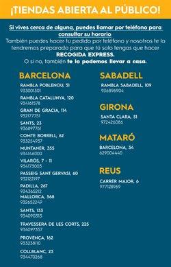 Catálogo Perfumerías San Remo en Salt ( Caduca hoy )