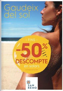 Catálogo Perfumerías San Remo ( 21 días más)