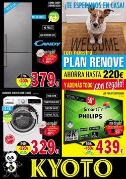 Ofertas de Kyoto electrodomésticos  en el folleto de Vilanova i la Geltru