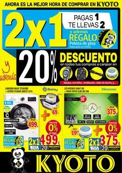 Ofertas de Kyoto electrodomésticos en el catálogo de Kyoto electrodomésticos ( Caducado)