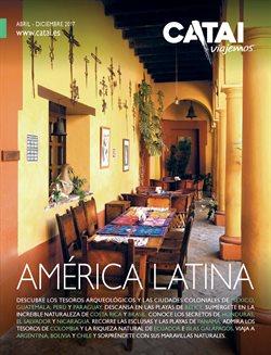Ofertas de Viajes a Brasil  en el folleto de Catai en Palamos