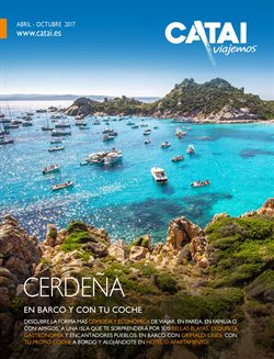 Ofertas de Viajes a Italia  en el folleto de Catai en Madrid