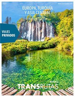 Ofertas de Viajes en el catálogo de Transrutas ( Más de un mes)