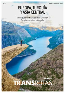 Ofertas de Viajes en el catálogo de Transrutas ( 15 días más)
