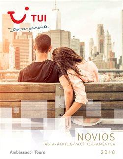 Ofertas de Viajes de novios  en el folleto de Tui Travel PLC en Madrid