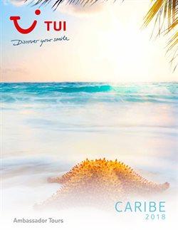 Ofertas de Viajes al Caribe  en el folleto de Tui Travel PLC en Madrid