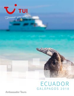 Ofertas de Tui Travel PLC  en el folleto de Madrid