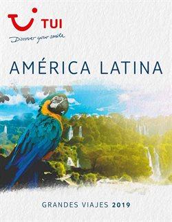 Ofertas de Viajes  en el folleto de Tui Travel PLC en Pinto