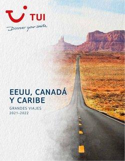 Ofertas de Viajes en el catálogo de Tui Travel PLC ( Publicado ayer)